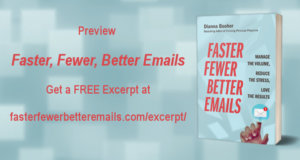 Fewer Faster Better Emails Free Book Excerpt