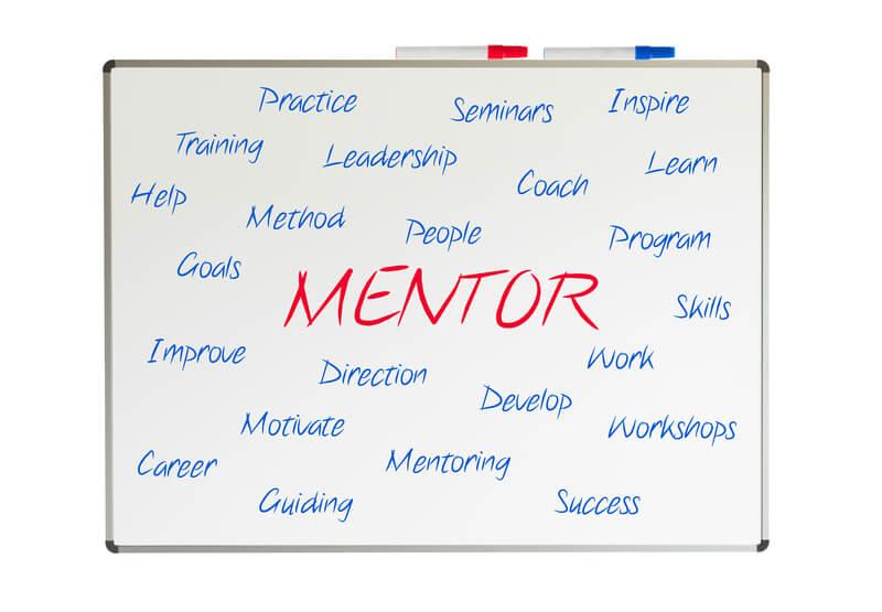 mentoring moment